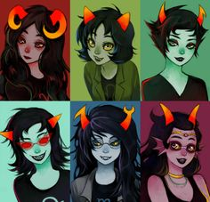 homestuck and troll image