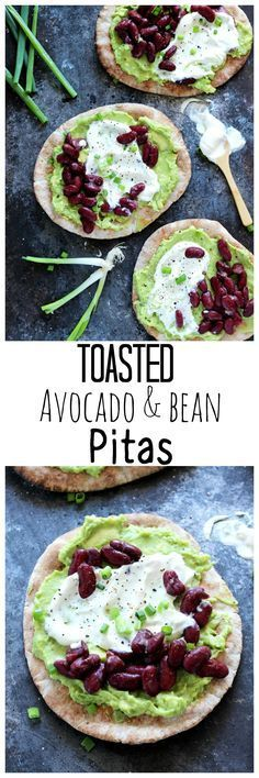 Toasted Avocado and