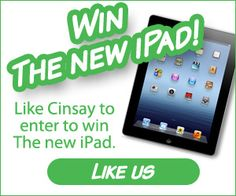 WIN a NEW iPad!! on http://www.icravefreebies.com