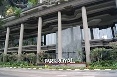 WOHA, Parkroyal on Pikering Hotel, Singapore