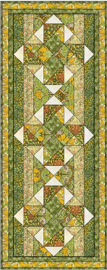 LOTS of beautiful quilt, table runner, and table topper patterns here!!!