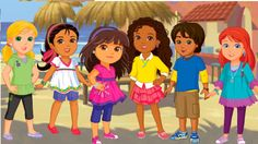 Dora And Friends into the City Full Eposide Collection 2015