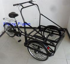 "Ciclo / bicicleta / bicicleta / Trike / triciclo / Carga Tricycle/24 ""Tricycle…"
