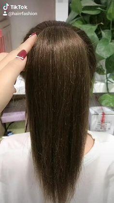 Hair Tutorials For Medium Hair, Medium Hair Styles, Curly Hair Styles, Natural Hair Styles, Hairdo For Long Hair, Bun Hairstyles For Long Hair, Hair Style Vedio, Hair Upstyles, Hair Videos