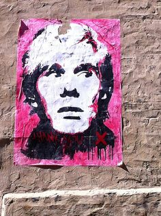 Yippee! Another 1st year art student at Columbia that did, and yet another ,Andy Warhol art project. Don't the instructors over there tell the tell their students to 'not' do Warhols?!   I remember the 1st year I took ceramics...the instructor warned  Experience the latest #Art shows in     NYC on https://www.artexperiencenyc.com