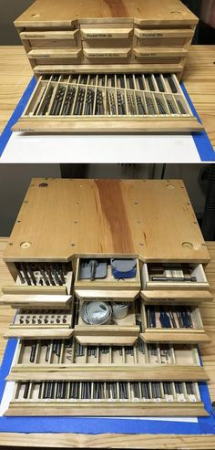 9 Insane Tricks Can Change Your Life: New Woodworking Tools Work Benches essential woodworking tools helpful hints.Vintage Woodworking Tools For Sale woodworking tools workshop dust collection.Woodworking Tools How To Build How To Use. Workshop Storage, Workshop Organization, Garage Workshop, Garage Organization, Organization Ideas, Woodworking Organization, Workshop Bench, Wood Workshop, Bedroom Organization