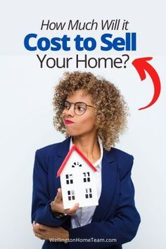How much does it cost to sell your home? #howto #realestate #advice #tips #realtor #homesforsale #homeselling #selling Real Estate Articles, Real Estate Tips, Selling Real Estate, Sell Your House Fast, Selling Your House, Wellington Florida, Realtor Listings, Pool Service, Home Buying Process
