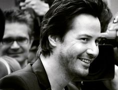 Luminary Daily – Keanu Reeves Might Become Your New Favorite Celebrity After Reading This  I adore him ~ so should you ^_^