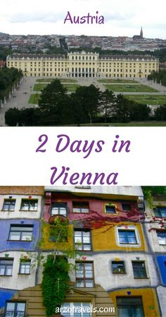 Vienna is one of the most beautiful cities I have been to - and one of the most romantic ones. Find out what to do and see in 2 days in Vienna. Austria