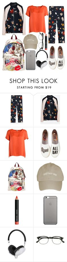 """""""Sans titre #61"""" by cemlais22 on Polyvore featuring mode, Zara, Her Shirt, Circus By Sam Edelman, Marc Jacobs, Bobbi Brown Cosmetics, Native Union et Frends"""