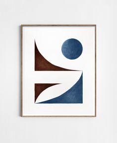 Kristina Krogh: Balance-Blue