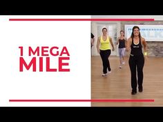 Monday | 1 Mega Mile | At Home Workouts - YouTube Home Workout Videos, At Home Workouts, Exercise Videos, Walking With Weights, Humor, Lower Back Pain Exercises, Walking Exercise, Walking Workouts, Leslie Sansone