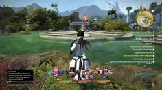 [Ps4]Final Fantasy XIV Havensward(Warrior)(How to Train Your Warrior)