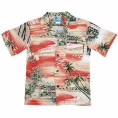 Paradise Island Surf Boys Shirt