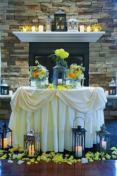 #sweetheart #table #Tradtions at the Links