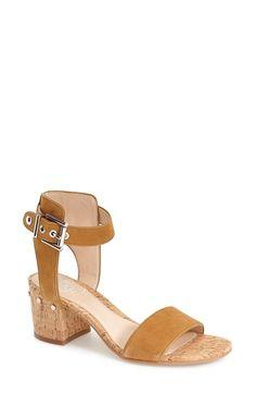 "Women's Vince Camuto 'Baeden' Sandal, 2 1/2"" heel from Nordstrom on Catalog Spree"