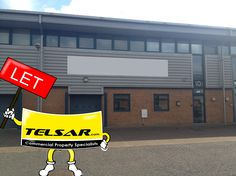 LET – Unit 10 Oliver Business Park, Park Royal NW10 – Congratulations to Salts Healthcare. All the best with their new premises.  #telsar #DealDone #TelsarUpdates
