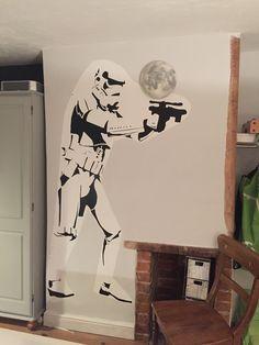 Storm trooper Room, Home Decor, Bedroom, Decoration Home, Room Decor, Rooms, Home Interior Design, Rum, Home Decoration