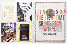 Project Life: May Twelve   the single girl's scrapbook