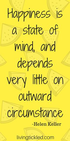 Happiness is a state of mind, and depends very little on outward circumstance; how to have a positive mindset; Inspirational Quotes For Moms, Unique Quotes, Motivational Quotes, Wisdom Quotes, Bible Quotes, Quotes To Live By, Dream Quotes, Motherhood Funny, Quotes About Motherhood