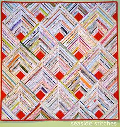Quilt by Tina Craig of Seaside Stitches in Rhode Island