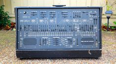 MATRIXSYNTH: Arp 2600 Rare Vintage Synthesizer with 4012 Moog F...