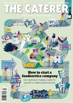 In this week's issue: How to start a foodservice company. To subscribe go to: www.thecaterer.com/subscribe