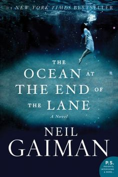 This was my first Neil Gaiman book...and I loved it! It was hauntingly beautiful and sad at times; but, I was swallowed up by this book in the most wonderful way! A quick read and worth it. 5 stars. ~CL~ 1/18/2015    The Ocean at the End of the Lane: A Novel by Neil Gaiman, http://www.amazon.com/dp/B009NFHF0Q/ref=cm_sw_r_pi_dp_n0eVub09S2R3X