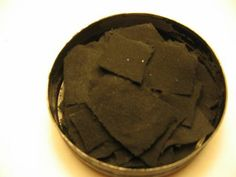 How To Make Char Cloth - your own diy fire starter perfect for camping, survival & emergency situations... #survival #camping #shtf #emergency
