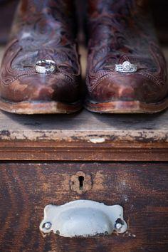 This rings' photo is #Perfection. | Pala, California Farm Wedding | ilovefarmweddings.com | Sposto Photography