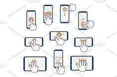 #Vector #Illustration #Background #Icon #Design #Graphic #Symbol #Closeup #Element #Sign #Concept #Web #Set #Object #Type #Isolated #App #View #Hand #Touchscreen #Mobile #Finger #Touch #Gesture #Technology #Screen #Phone #Device #Smartphone #Digital #Electronic #Communication #Point #Press #Display #Hold #Pictogram #White #Gesturing #Internet #Interactive #Click #Gadget #Tablet #Line #Pointer #Tap #Collection #Navigation #Using Hand Touchscreen Gestures Device Icon Set. Vector illustration… Concept Web, Phone Icon, Vector Format, Pictogram, Icon Set, Icon Design, Symbols, Hands