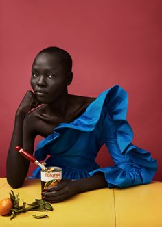 Grace Bol in Luncheon Magazine #3 Spring 2017 by Solve Sundsbo — Sunrise Market