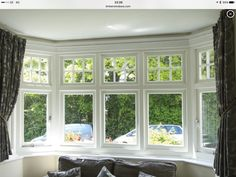 Case studies of new timber windows and new doors installed in the UK - stable doors, entrance doors, casement windows and double glazed sash windows. Timber Windows, Timber Door, Wooden Windows, Casement Windows, Blinds For Windows, Windows And Doors, Front Doors, Front Windows, Big Windows