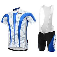 Outdoor Sports Mens Short Sleeve Cycling Jersey and Bib Shorts Set      Learn more 0f50aa5cd