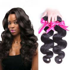 Jaja Hair 7A Peruvian Virgin Body Wave 3 Bundles Natural Black Peruvian Human Hair Weave Extensions Can Be Dyed 14 14 14 Inches *** This is an Amazon Affiliate link. Check this awesome product by going to the link at the image.