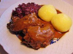 Rezept: Hasenbraten zu Ostern ...