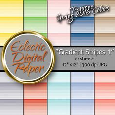 Funny rubber ducky blueprint rubber ducky poster rabbit gift for digital paper pack light gradient stripes by eclecticdigitalpaper malvernweather Choice Image