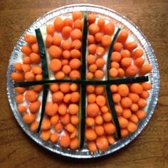 March madness Basketball Party Dip Ideas! - See More March Madness Basketball Snacks On B. Lovely Events