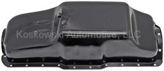 Ford Truck 4.9 Liter Oil Pan 3.9L F100 F250 Dorman 264-034 C7TZ 6675-D E100 E200 #DormanOESolutions
