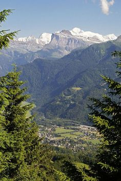 Rhone Alpes, France.