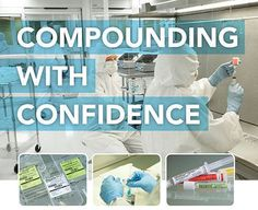 Compoundia Pharmacy provides compound medication with confidence to his patients.