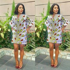 Perfect Ankara First Date Outfits - Fashion Ruk African Party Dresses, Short African Dresses, African Print Dresses, African Print Fashion, African Fashion Dresses, Ankara Fashion, African Outfits, African Blouses, African Prints