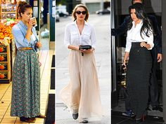 Fall Trend: Maxi Love - My Fash Avenue