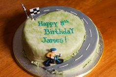 bicycl cake, bicycl parti, bicycl idea