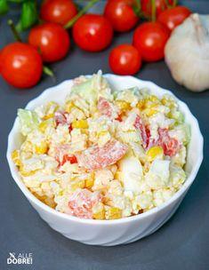 Cobb Salad, Potato Salad, Potatoes, Ethnic Recipes, Food, Potato, Essen, Meals, Yemek