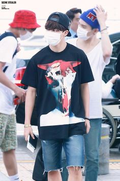 BTS @ 150615 Incheon Airport on their way to KPOP CONCERT LIVE IN YANGON - MYANMAR