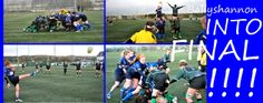 Ballyshannon RFC Girls REACH FIRST EVER FINAL!!!!!!!!!!!!!!!!!!!!!!!!!!!!!! NOW LIVE ON WWW.INTOUCHRUGBY.COM