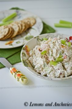 Crab and Shrimp Dip for New Year's Eve