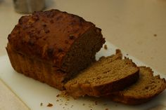 Red Trolley Beer Bread is made using Karl Strauss Brewery's Red Trolley Ale (San…