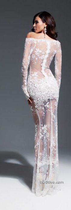 "Olesya Malinskaya Spring Summer 2013 ❥ See this collection on the Runway on ""World Fashion Week"""
